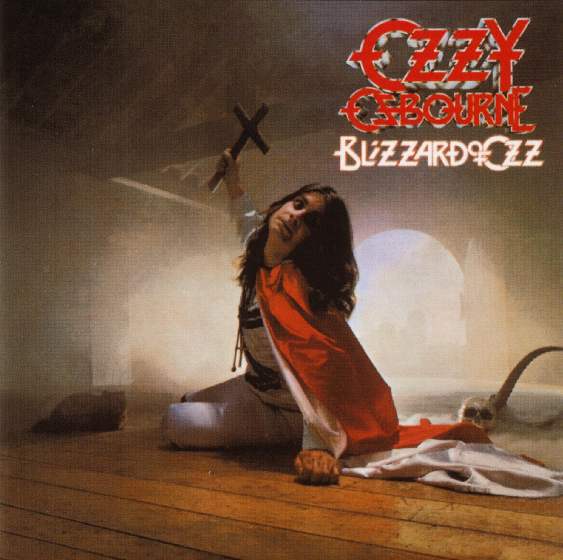 Ozzy Osbourne - Blizzard Of Ozz - Front