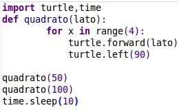 Immagine 2 -funzione_quadrato